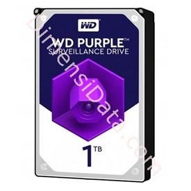 Jual Hard Disk WESTERN DIGITAL Purple 1TB [WD10PURZ]